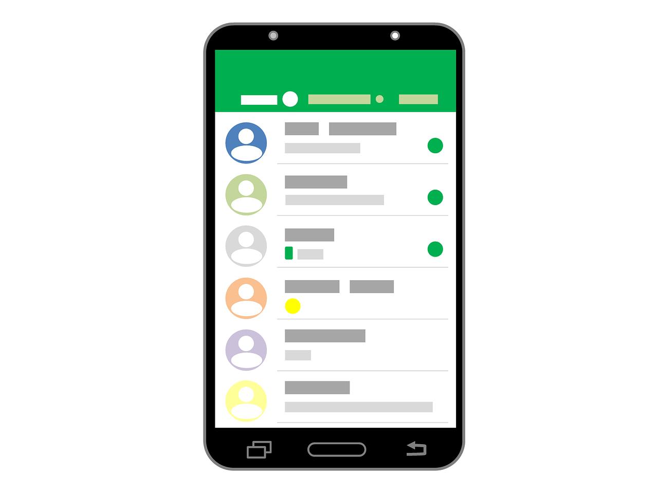 whatsapp, chat, message