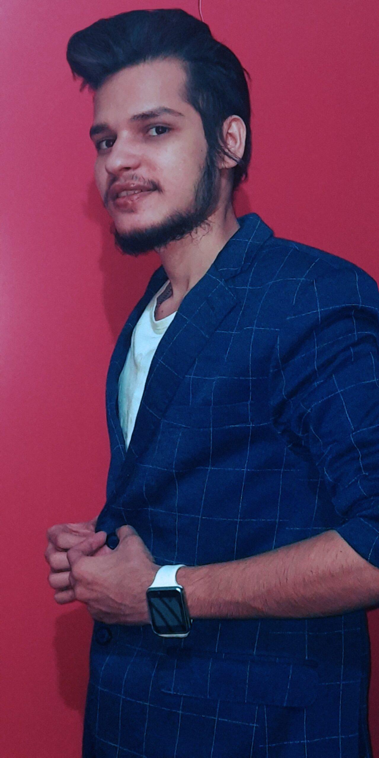 Abhinav Ojha - The passionate entreprenuer