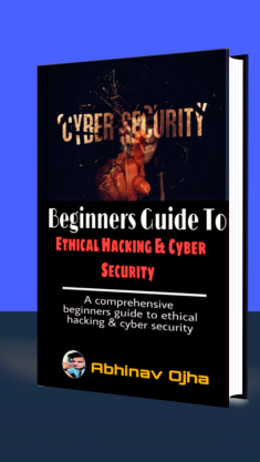 Beginners guide to ethical hacking and cyber security